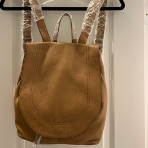 Sanctuary Leather Backpack Purse